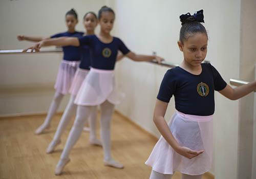 Danza Colegio SEK - Las Americas