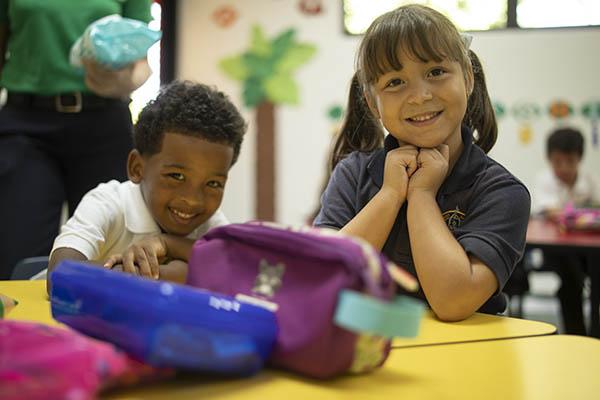 Educación Preescolar SEK las AmérIcas