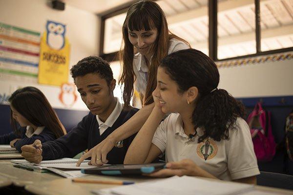 Educación Secundaria SEK Las Américas